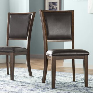 Alegre Upholstered Dining Chair (Set of 2) by Trent Austin Design SKU:AB678213 Order