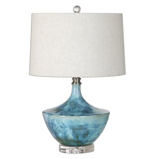 Looking for Aphrodite Chasida Ceramic 23 Table Lamp By Highland Dunes