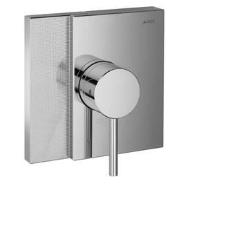 Axor Showersolutions Luxury Handheld Shower Head Holdermodern Coordinating In Chrome 12651001 Wayfair