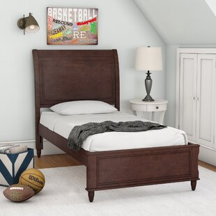 Reviews Parkridge Wood Bed Frame by Alcott Hill Reviews (2019) & Buyer's Guide