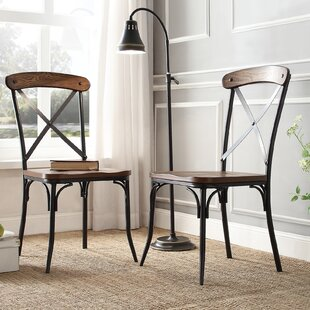 Alpert Dining Chair (Set of 2) Williston Forge
