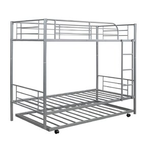 Caloosa Twin over Twin Bunk Bed with Trundle by Isabelle amp Max