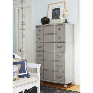 Dogwood 6 Drawer Double Dresser