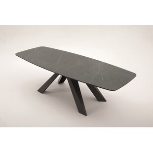 Treyvon Dining Table Orren Ellis