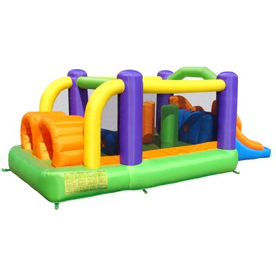 Inflatable Obstacle Pro-Racer Bounce House Bounceland