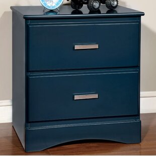 Best Segars Kids 2 Drawer Nightstand By Harriet Bee