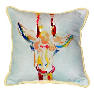 large outdoor pillows. Giraffe Indoor/Outdoor Throw Pillow Large Outdoor Pillows