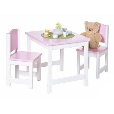 3-tlg. Kindertischgruppe Calhoun | Kinderzimmer > Kindertische > Spieltische | Isabelle & Max