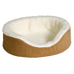 Quiet Time e'Sensuals Orthopedic Bolster Pet Bed