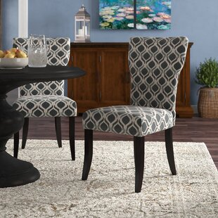 Thornton Parsons Chair (Set Of 2) by DarHome Co Spacial Price