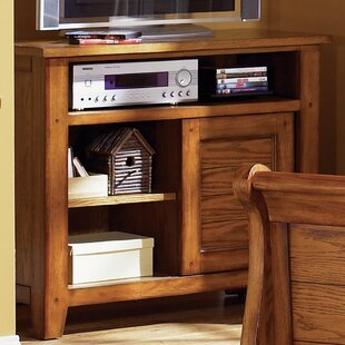 Grandpas Cabin TV Stand for TVs up to 48 by Millwood Pines