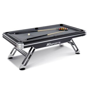 Titan 7.5u0027 Standard Pool Table