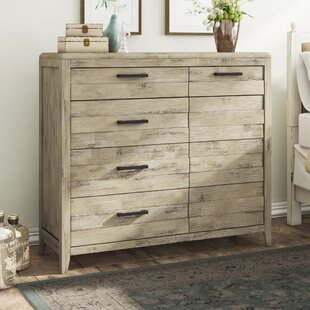 Descartes 4 Drawer Dresser