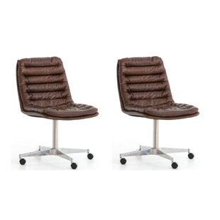 Charlize Task Chair (Set Of 2) by Brayden Studio Herry Up