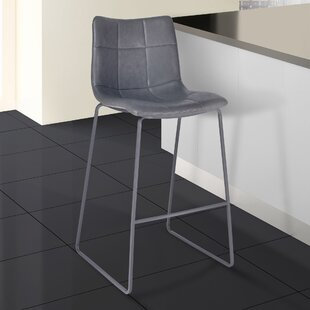 McMahon 30 Bar Stool by Ebern Designs Best #1t