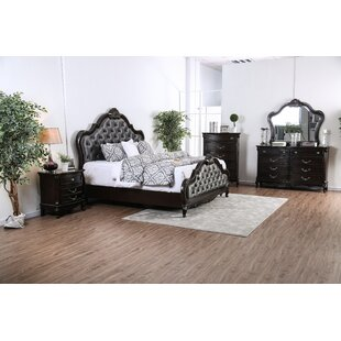 Affordable Gottlieb Upholstered Panel Configurable Bedroom Set By Astoria Grand