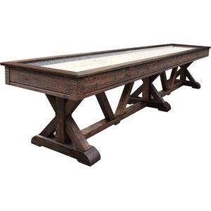 Brazos River Shuffleboard Table