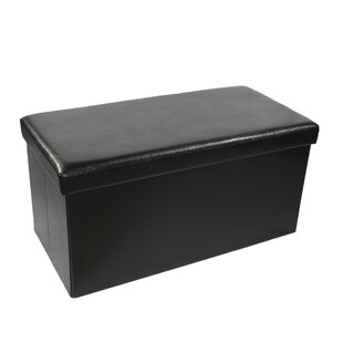 Coda Rossa Collapsible Storage Ottoman