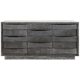 Find Godard 6 Drawer Dresser by Noir