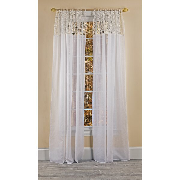 Crochet Curtains Wayfairca