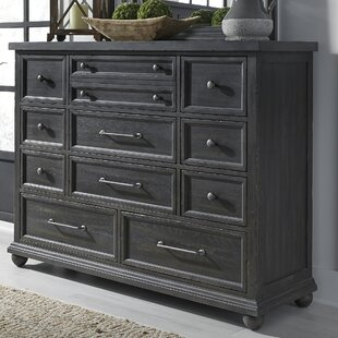 Habersham 11 Drawer Dresser