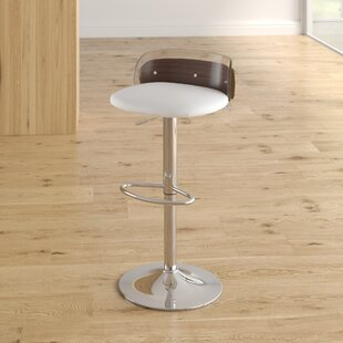Heinen Adjustable Height Swivel Bar Stool