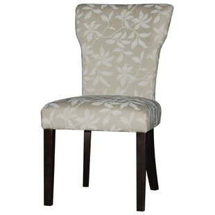Melanie Parson Chair (Set of 2) by Chintaly Imports
