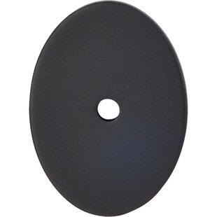 Oval Backplate