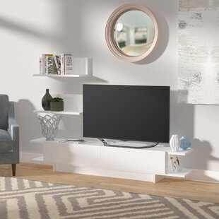 Looking for Mossman TV Stand for TVs up to 70 by Wrought Studio Reviews (2019) & Buyer's Guide
