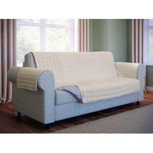 Wayfair Basics Box Cushion Sofa Slipcover  sc 1 st  Wayfair : sectional couch slipcovers - Sectionals, Sofas & Couches