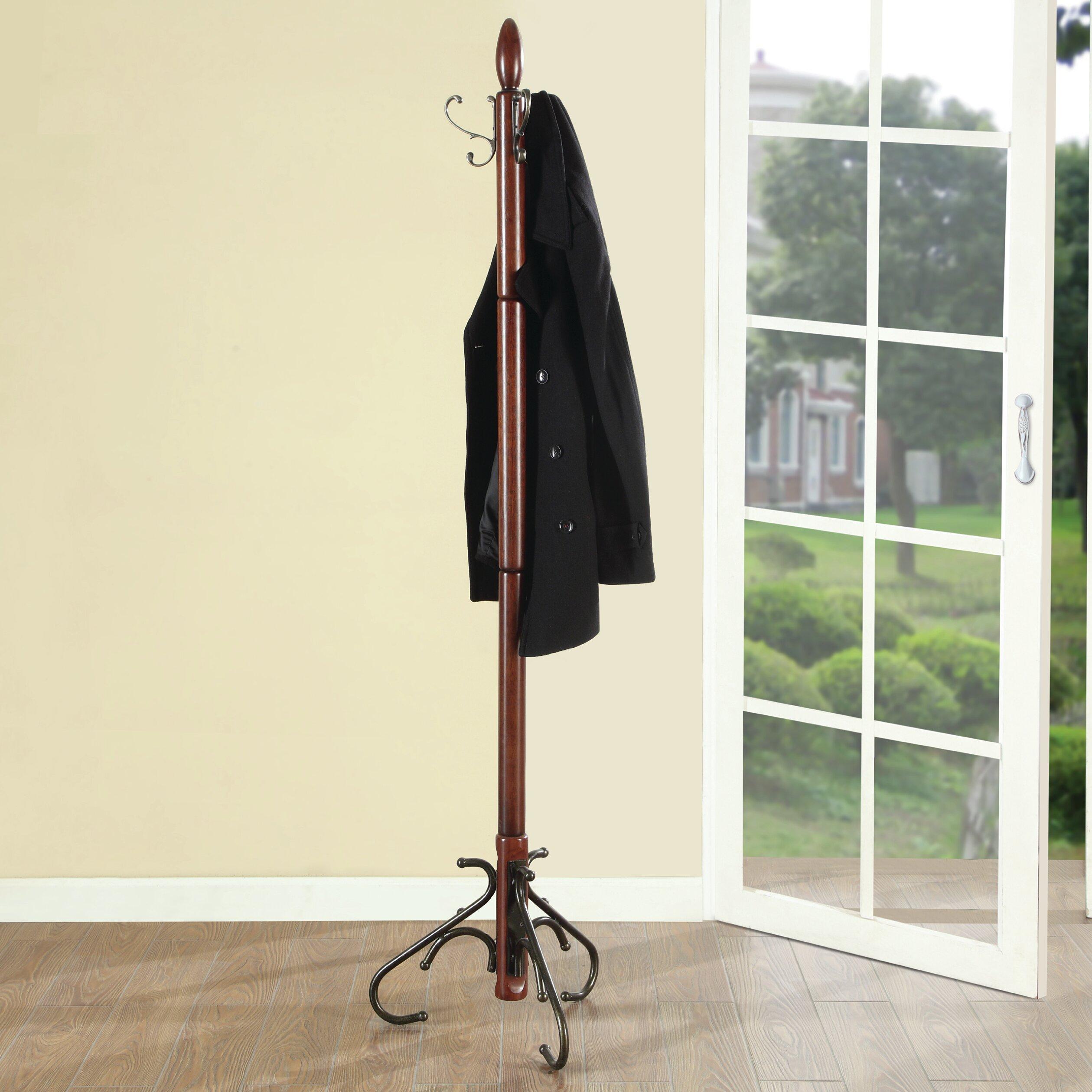 homestar reviews furniture clothes pdx coat metal pinnacle rack wayfair