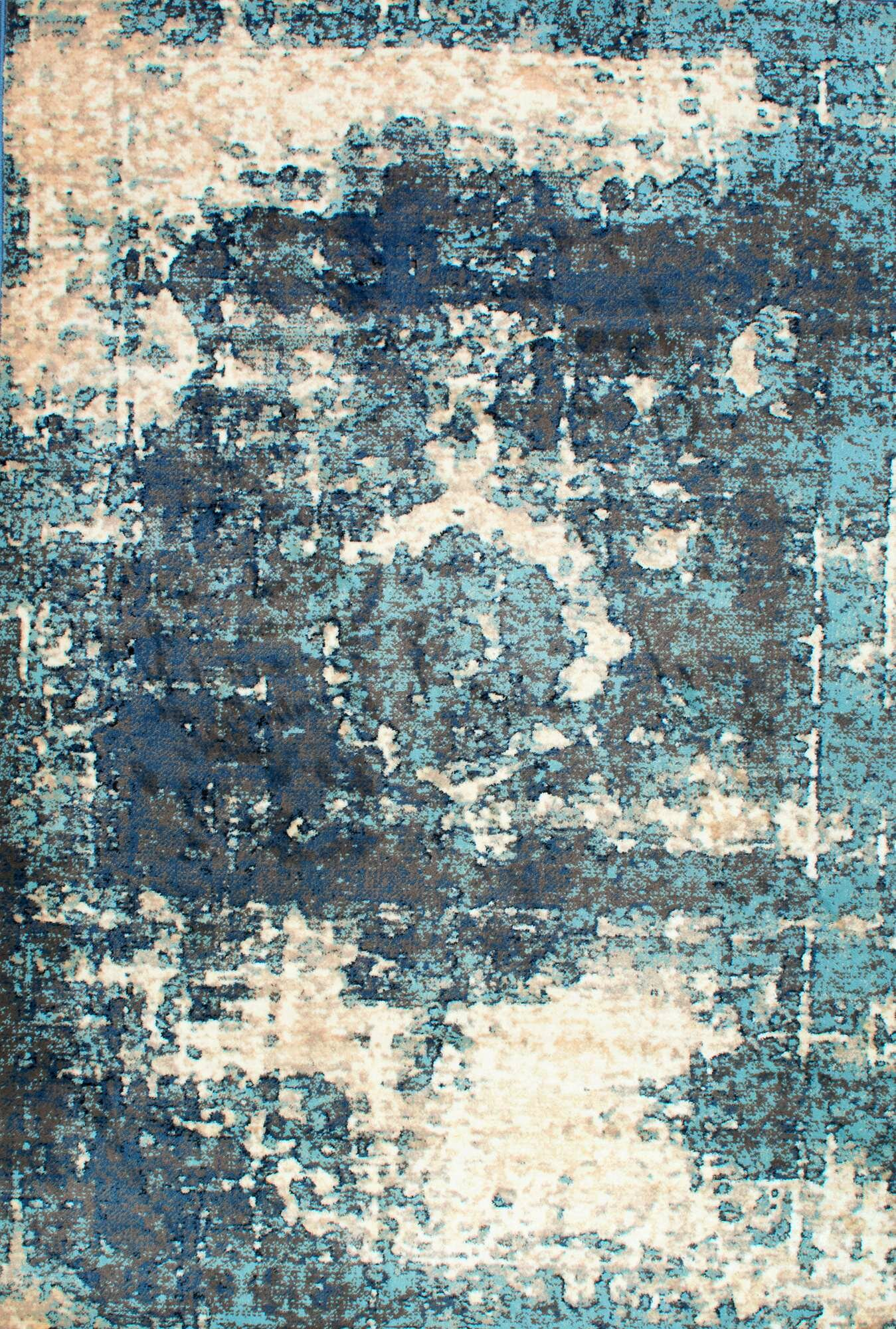 Trent Austin Design Montross Blue Area Rug & Reviews | Wayfair