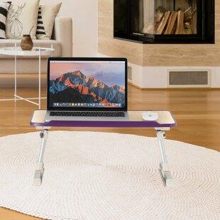 Hegg Folding Laptop Tray by Symple Stuff