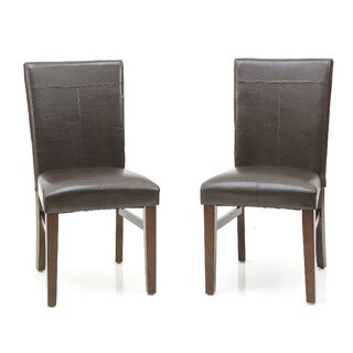Whisenhunt Upholstered Dining Chair (Set of 2) by Millwood Pines SKU:CD973214 Buy