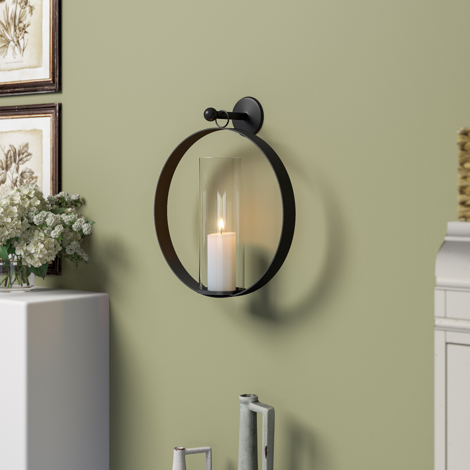 Candle Wall Sconces You Ll Love In 2020 Wayfair