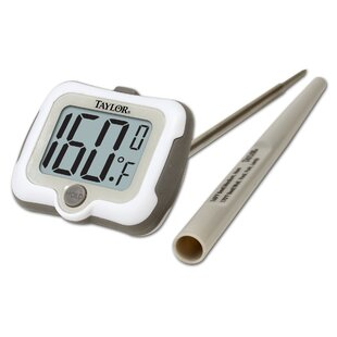 Review Five Star Commercial Digital Thermometer (Set of 6) By Taylor