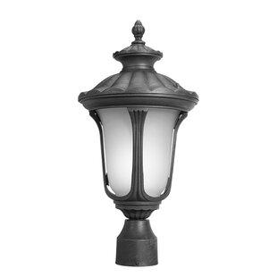Affordable Foresport Westbrook Outdoor 1-Light Lantern Head By Woodbridge Lighting