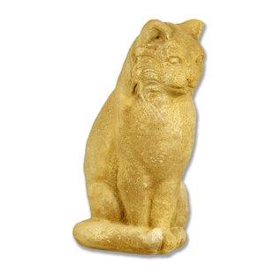 Animals Door Cat Statue by OrlandiStatuary