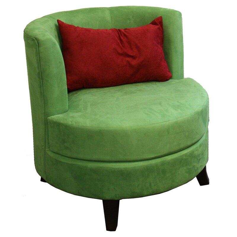 skirted wingback chair slipcovered accent chairs youll love wayfair