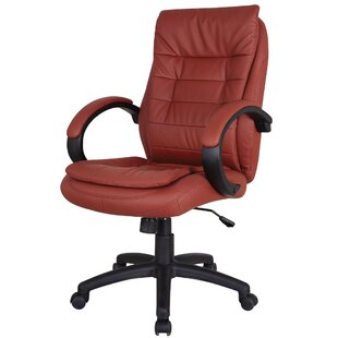 Online Reviews Adamantine Comfort Executive Chair by Latitude Run Reviews (2019) & Buyer's Guide