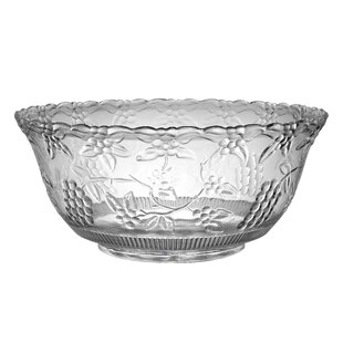 Platter Pleasers 8 qt. Punch Bowl (Set of 6)