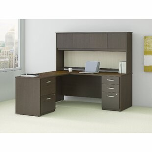 Series C Elite 3 Piece Desk Office Suite by Bush Business Furniture