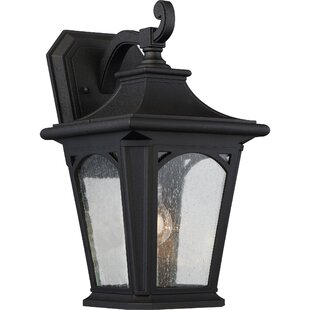Budget Sheppard 1-Light Outdoor Wall Lantern By Longshore Tides