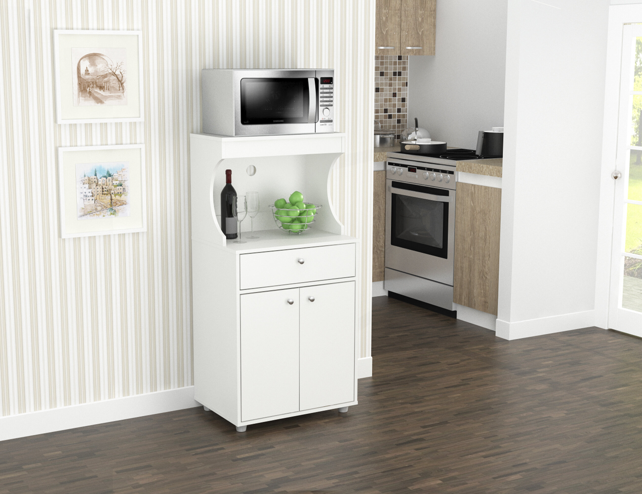 Elliana Storage 50 Kitchen Pantry