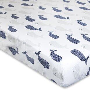Landon Fitted Crib Sheet