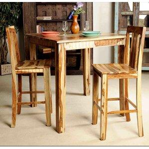 Sahara Pub Table Set by Aishni Home Furni..