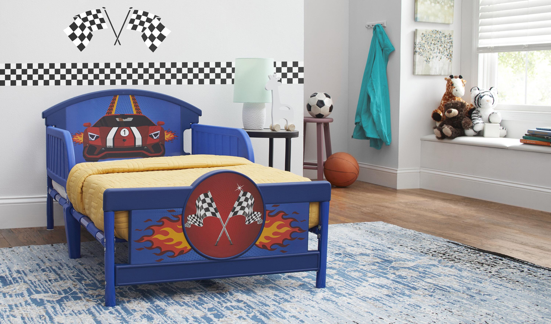 Ti Amo Toddler Car Bed & Reviews | Wayfair