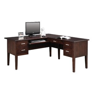 Eaton L-Shape Executive Desk