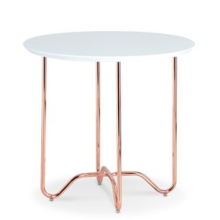 Marciano End Table by Ivy Bronx