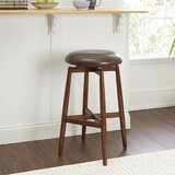 Castorena Swivel Bar & Counter Stool by George Oliver